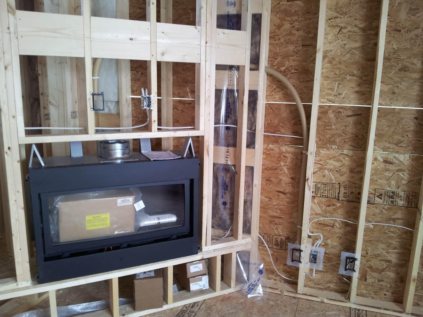 Rough Electric Wholesteading Com Homemade Barn Doors Wholesteading Com,Rough Plumbing Complete ...